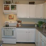 painting kitchen cabinets image