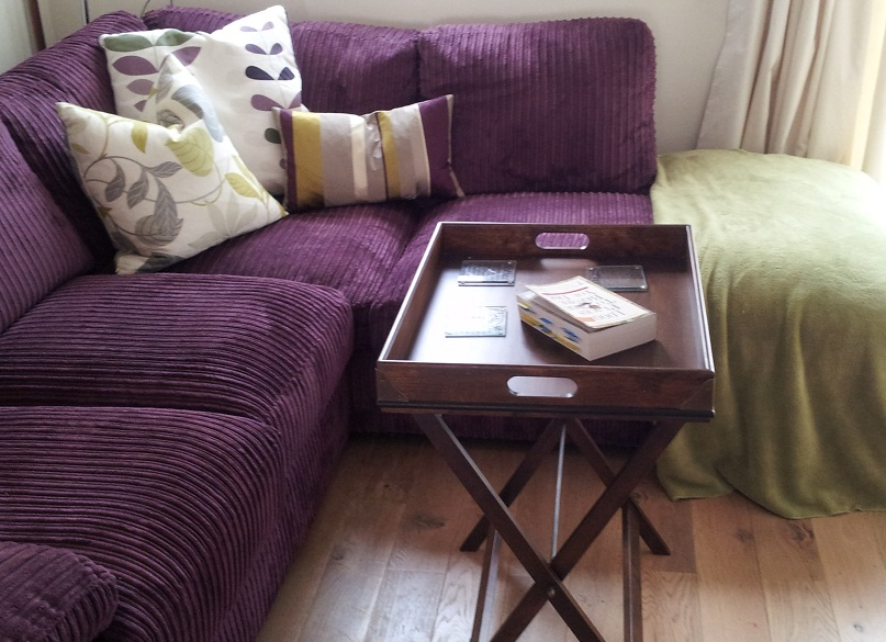 Picture of: purple couch color