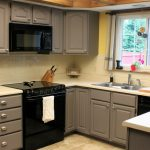 refacing kitchen cabinet refinishing