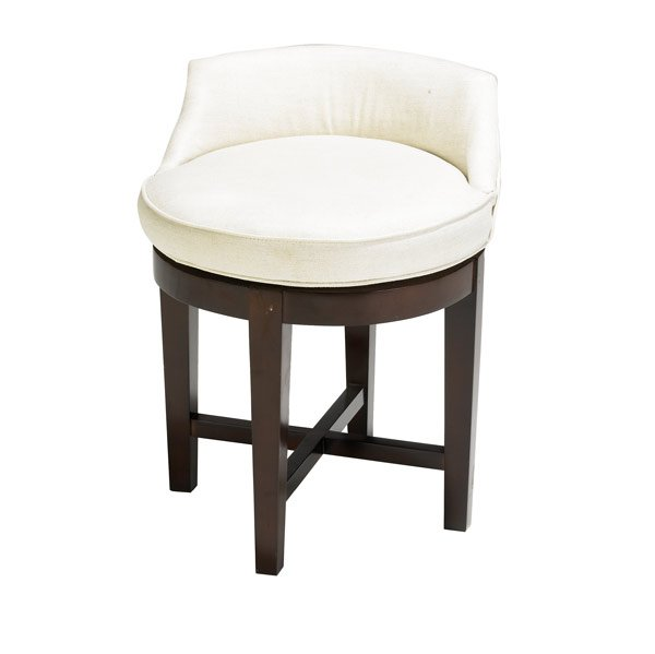 Image of: vanity chair  stool