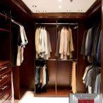 walk in closets contemporary