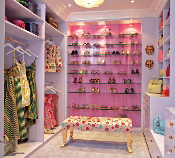 Image of: walk in closets ideas