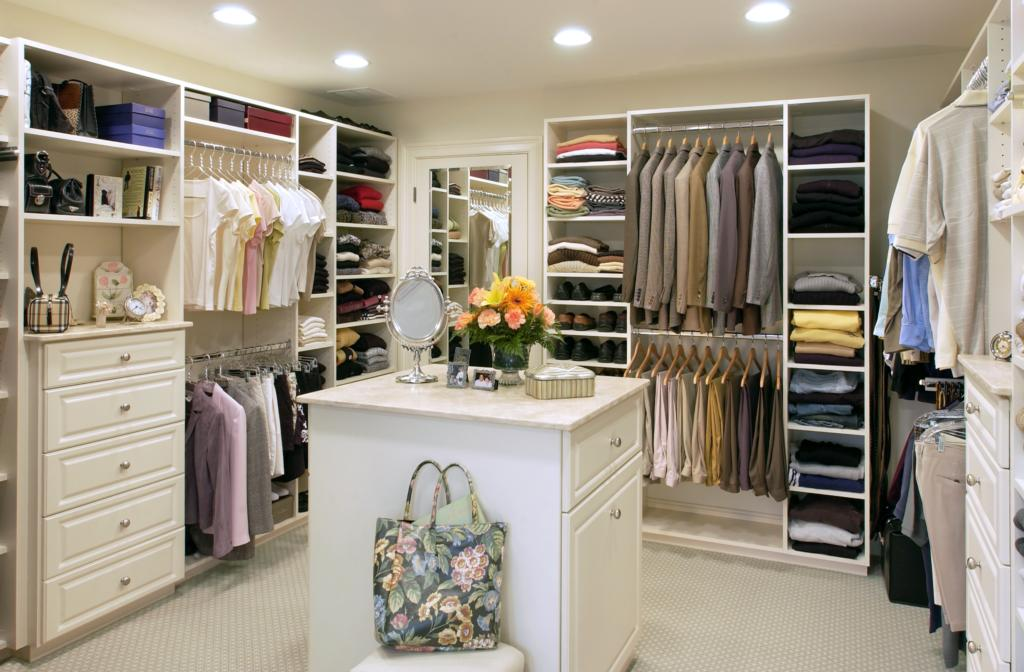 Image of: walk in closets image