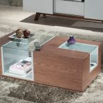 wood contemporary coffee tables