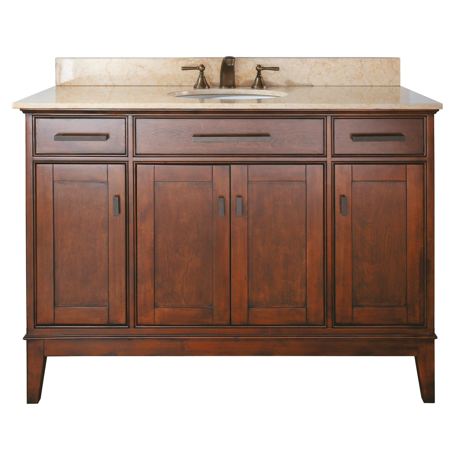 Picture of: Affordable 48 bathroom vanity