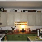Chalk Paint Kitchen Cabinets natural