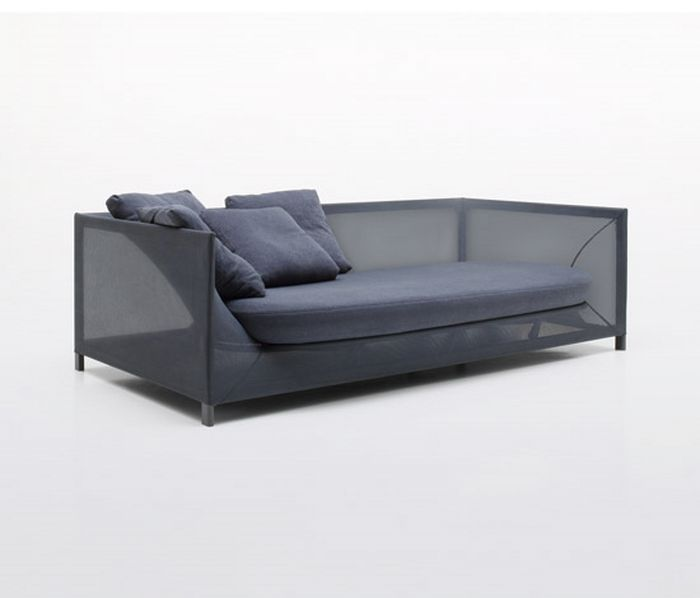 Image of: Simple Modern Sleeper Sofa