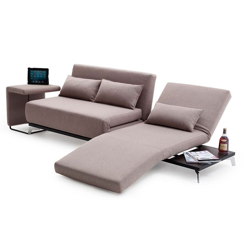 Image of: The Modern Sleeper Sofa