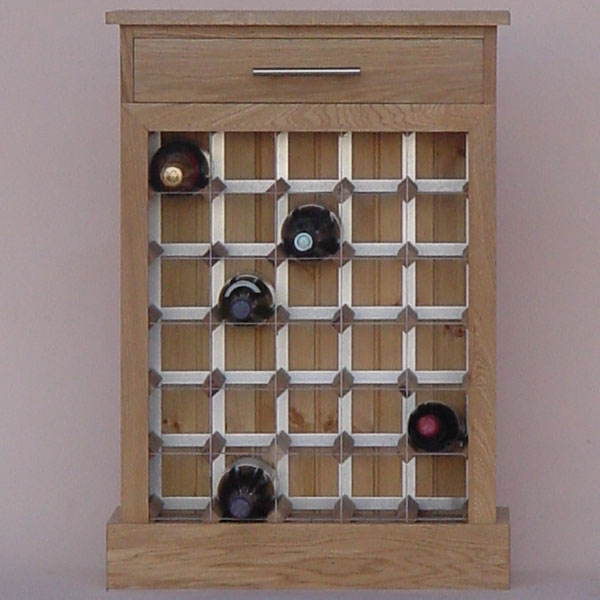 Picture of: Wooden Wine Racks design