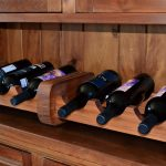 Wooden Wine Racks Photo