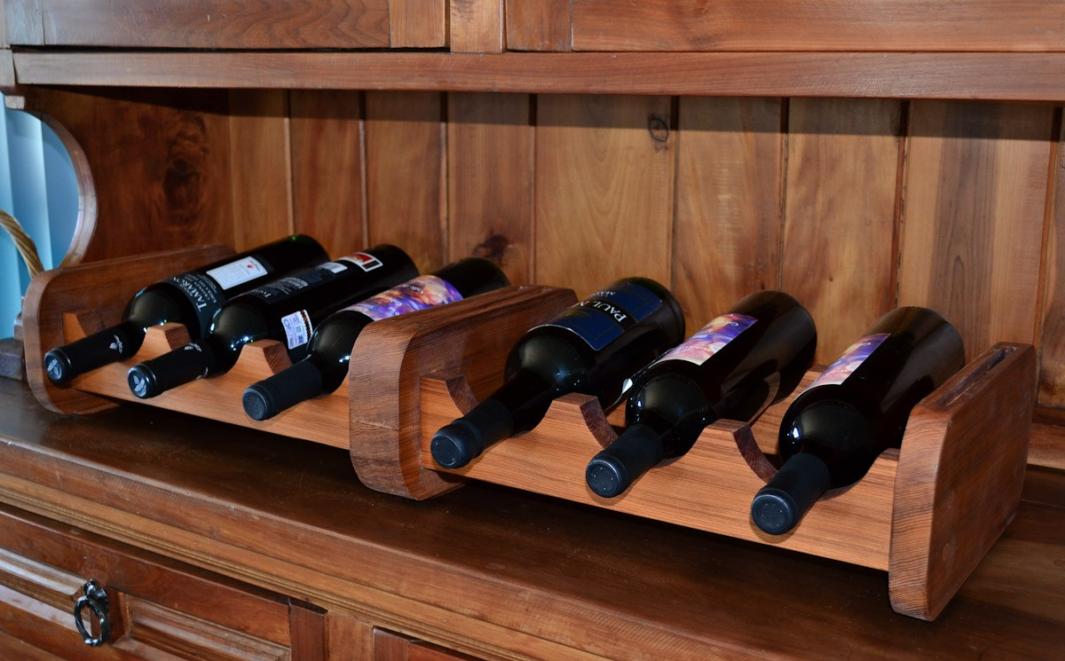 Picture of: Wooden Wine Racks photo