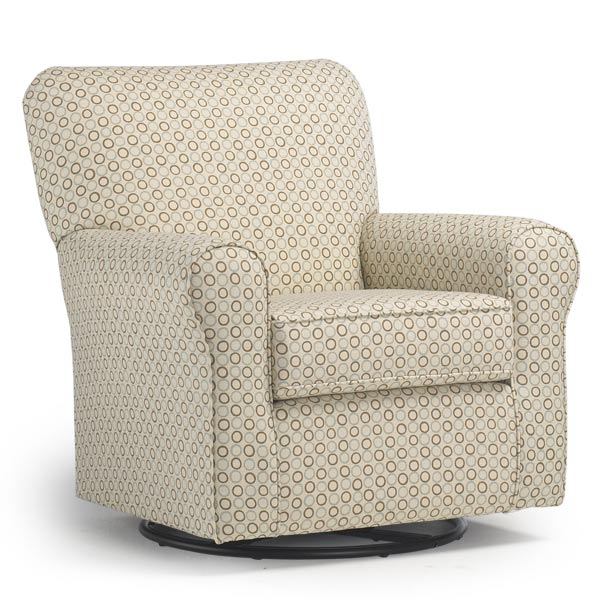 Picture of: casual swivel glider chair