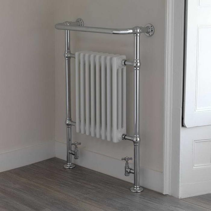 Image of: free standing towel rack design ideas