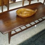 great mid century modern coffee table