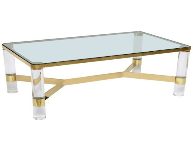 Image of: lucite table 2014