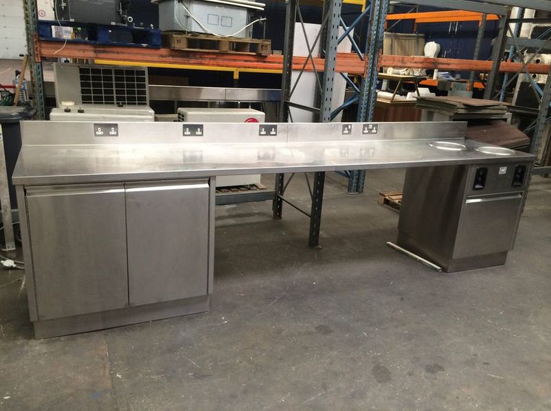 Picture of: quality of stainless steel prep table