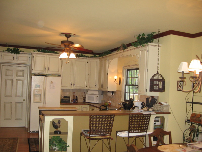 Picture of: refinish kitchen cabinets white color