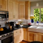 refinish kitchen cabinets wood