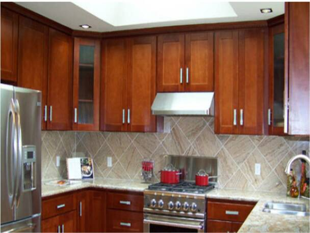 Image of: shaker style cabinets ideas