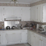 shaker style cabinets image