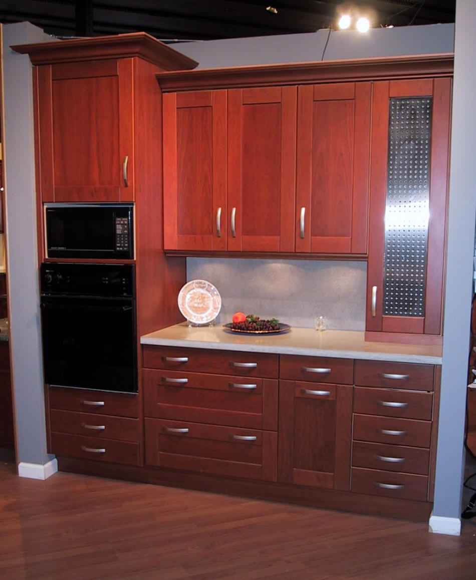 shaker style cabinets picture