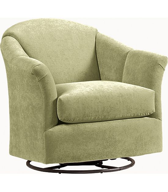 Picture of: swivel glider chair