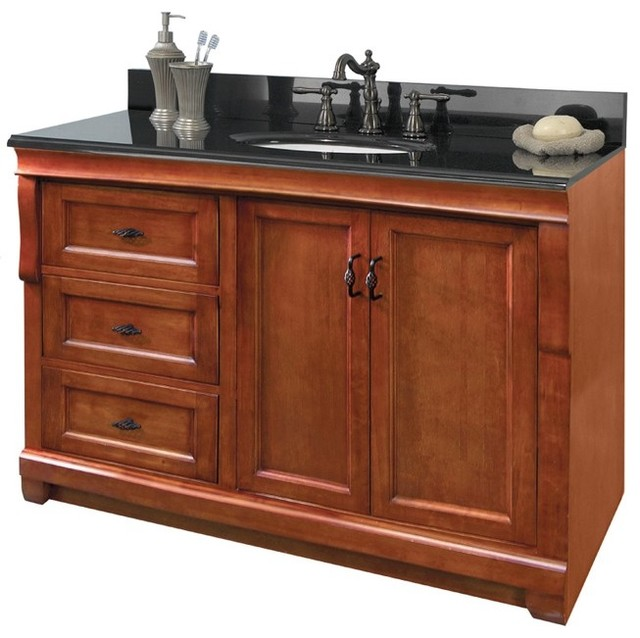 Picture of: traditional 48 bathroom vanity