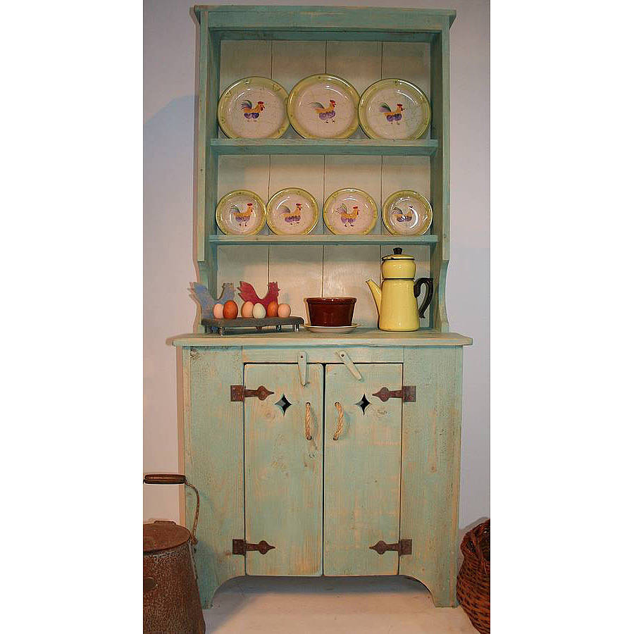 Image of: unique pine dresser