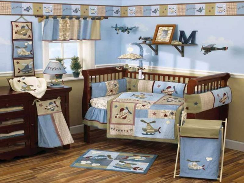 Picture of: Airplane Nursery 2019