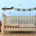 Airplane Nursery Decoration
