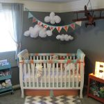 Airplane Nursery Vintage Travel