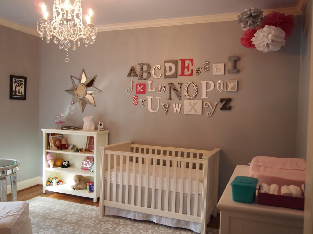 Image Of Alice In Wonderland Nursery Ideas