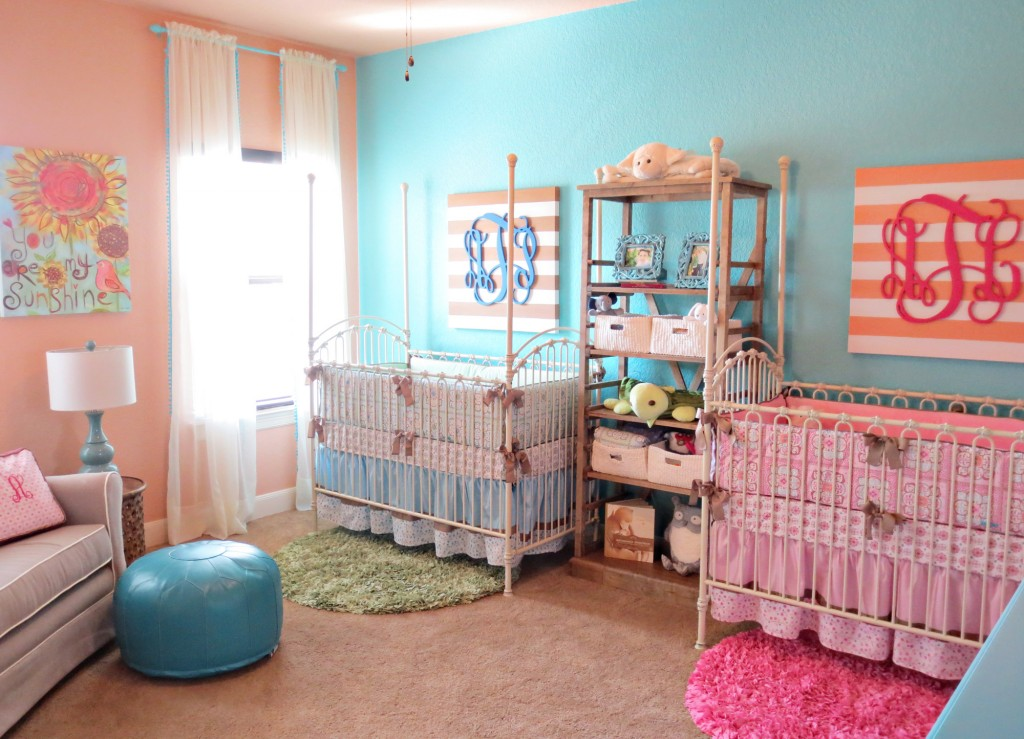 Amazing Girl Nautical Nursery