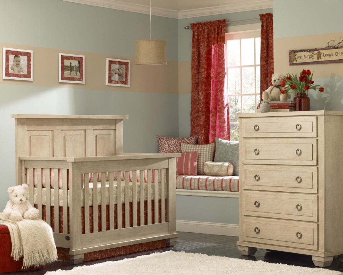 Picture of: Amazing Nursery Dresser