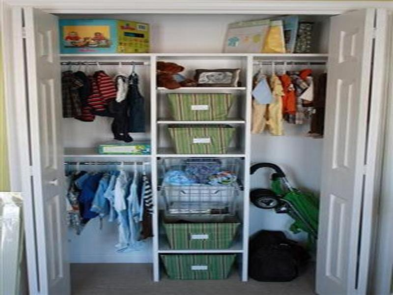Image of: Amazing Nursery Organizer
