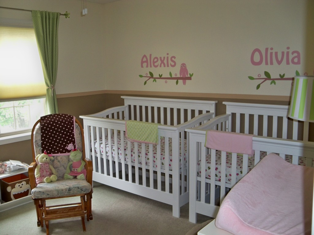Amazing Twin Nursery Ideas