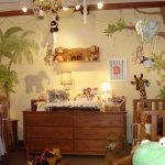 Animal Modern Nursery Themes