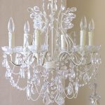 Antique Nursery Chandelier