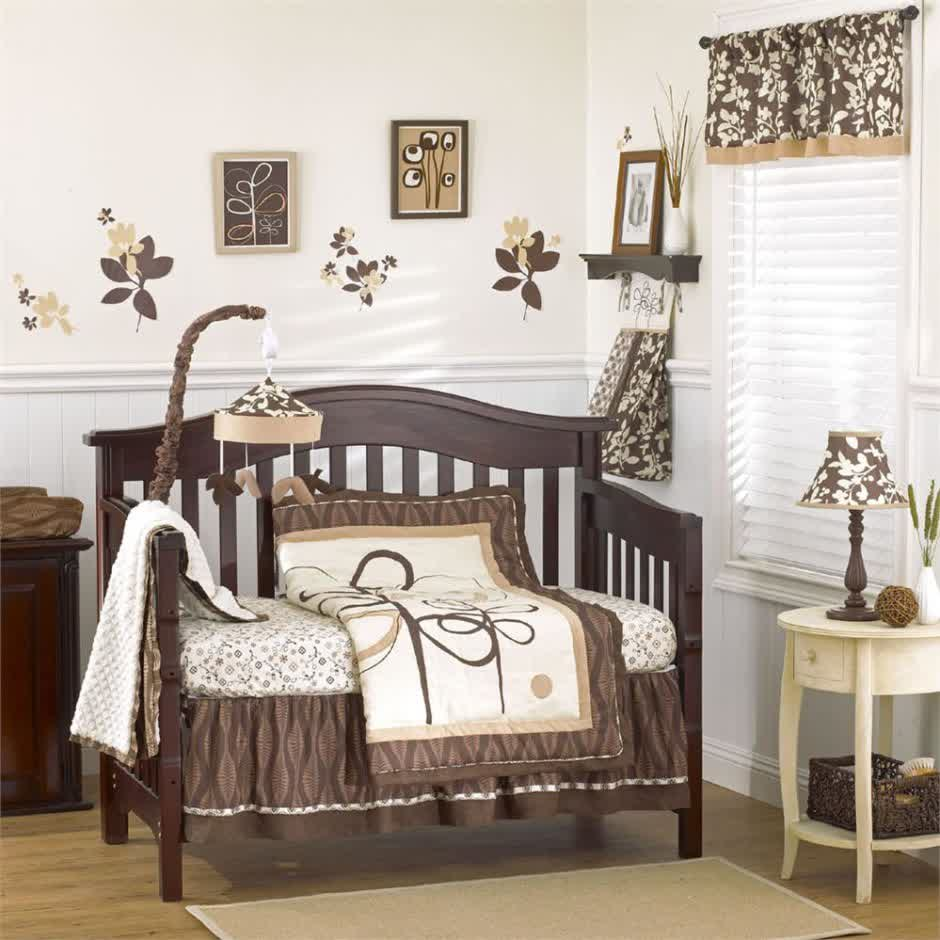 Awesome Baby Boy Nursery Bedding Image