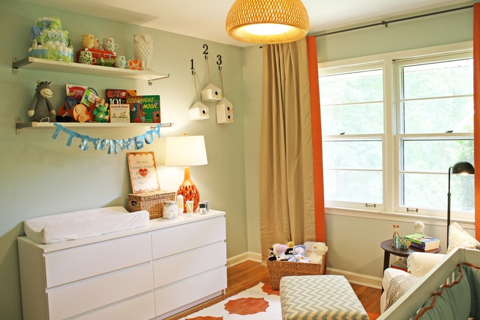 Image of: Awesome Dresser for Nursery