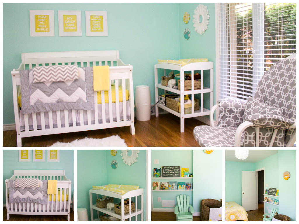 Image of: Awesome Gender Neutral Nursery