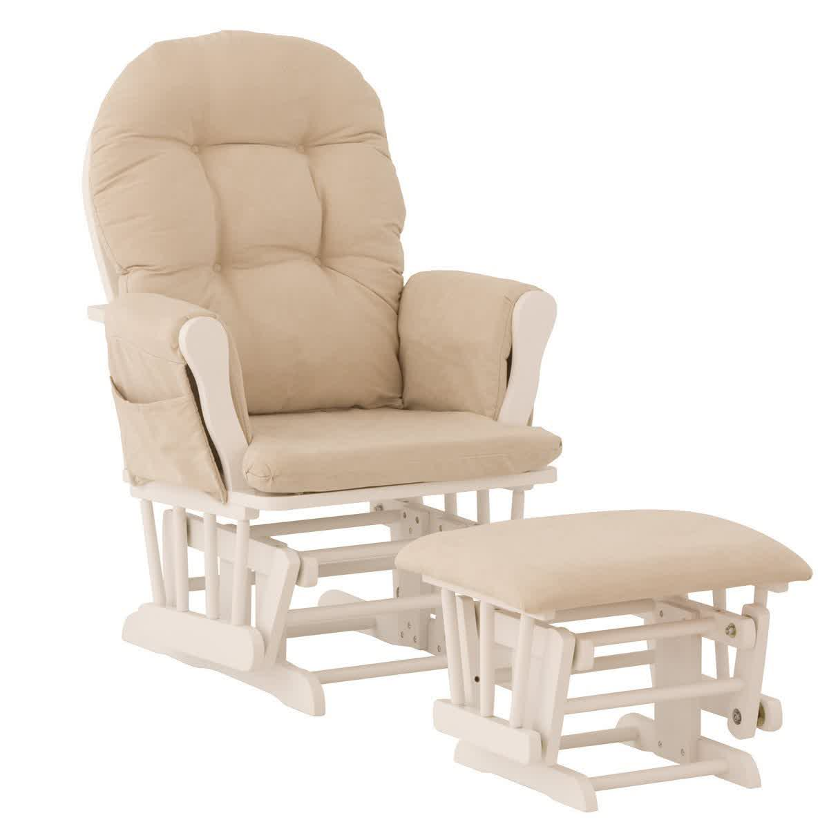 Picture of: Awesome Nursery Recliner