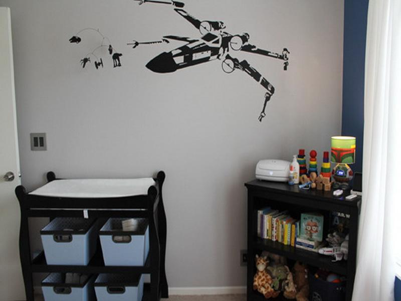 Awesome Star Wars Nursery