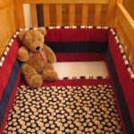Baby Baseball Nursery Bedding