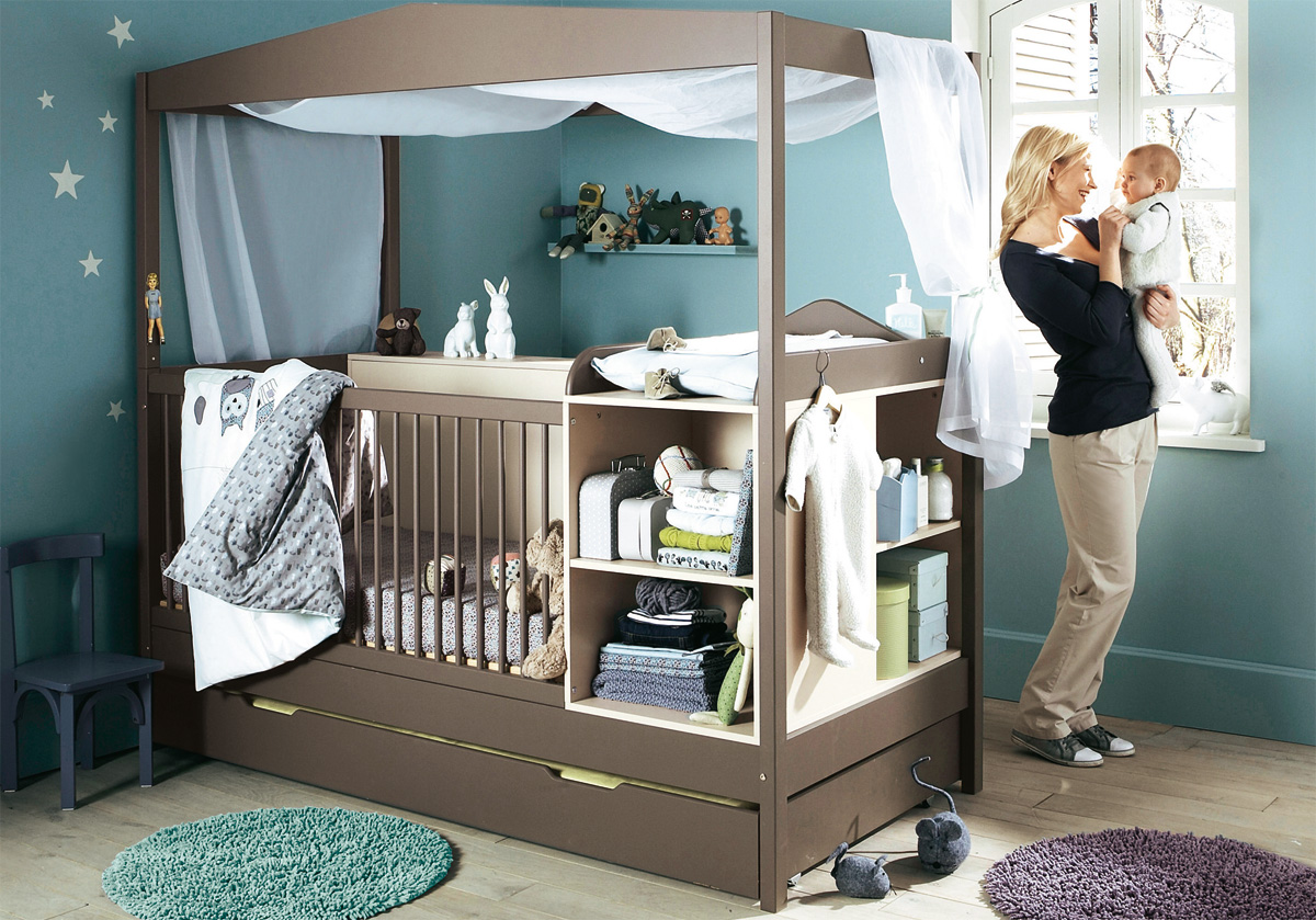 Image Of Baby Boy Nursery Themes