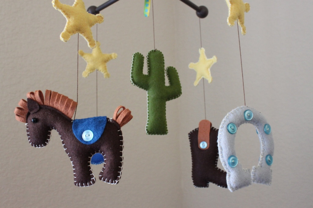 Image of: Baby Cowboy Nursery