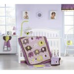 Baby Elephant Nursery Bedding Set