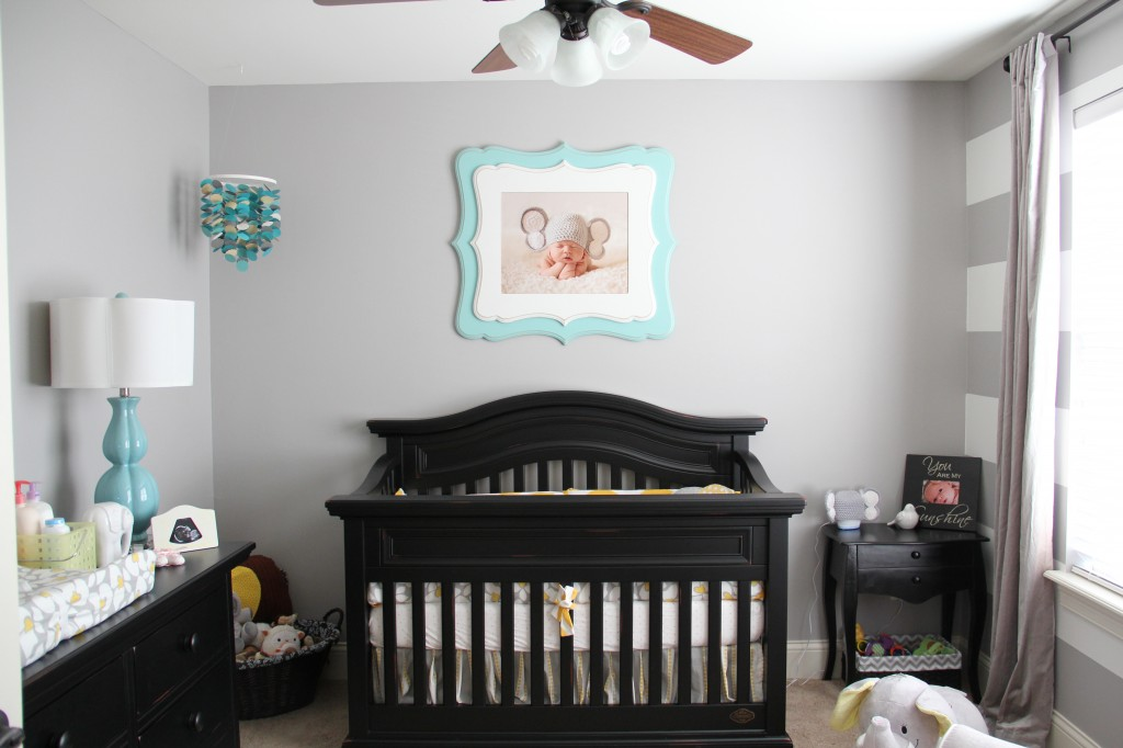 Image of: Baby Gender Neutral Nursery