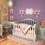 Baby Girl Nursery Bedding Decor