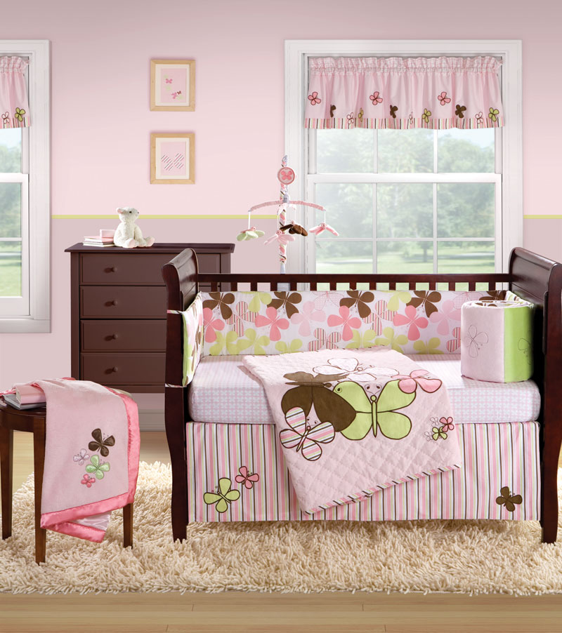 Image of: Baby Girl Nursery Themes Ideas